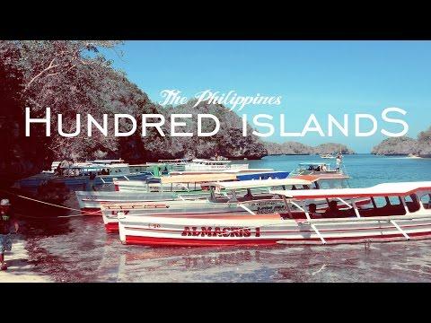 Hundred Islands   Couple Travel Vlog   Philippines