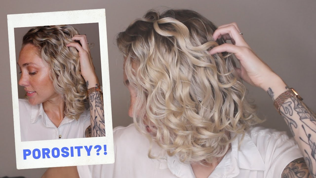What Is Hair Porosity Low Porosity Curly Wavy Help Youtube