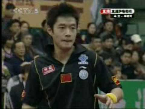 2007 Chinese Team Trials on Zagreb WTTC Stage2 12 MaLong3 0Q