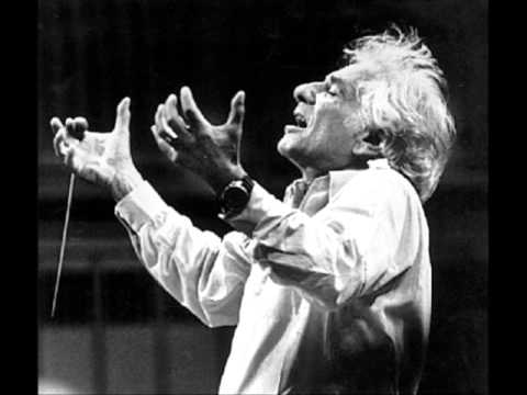 Bernstein -Tchaïkovsky 1812 overture