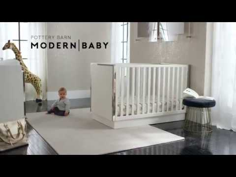 Introducing Pottery Barn Modern Baby
