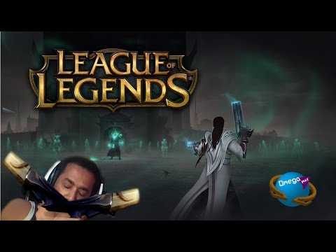 Jogando de Lucian ou Eu [League Of Leagends] Omega Play