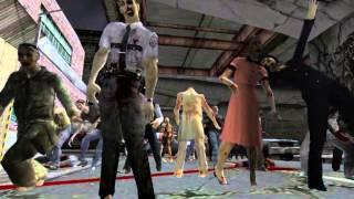ZOMBIE ALERT (THE MOVIES Stunts & Spezialeffekte)