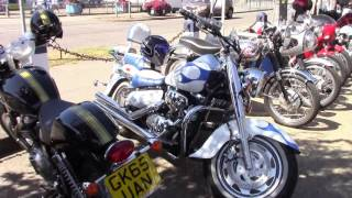 00085 ROCKERS REUNION  2016  SHIP SKEGNESS  video 1