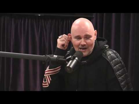Billy Corgan Discusses Nirvana - Joe Rogan
