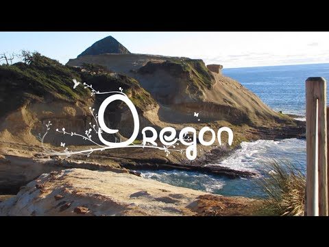 Oregon For The First Time! Pacific City and Portland