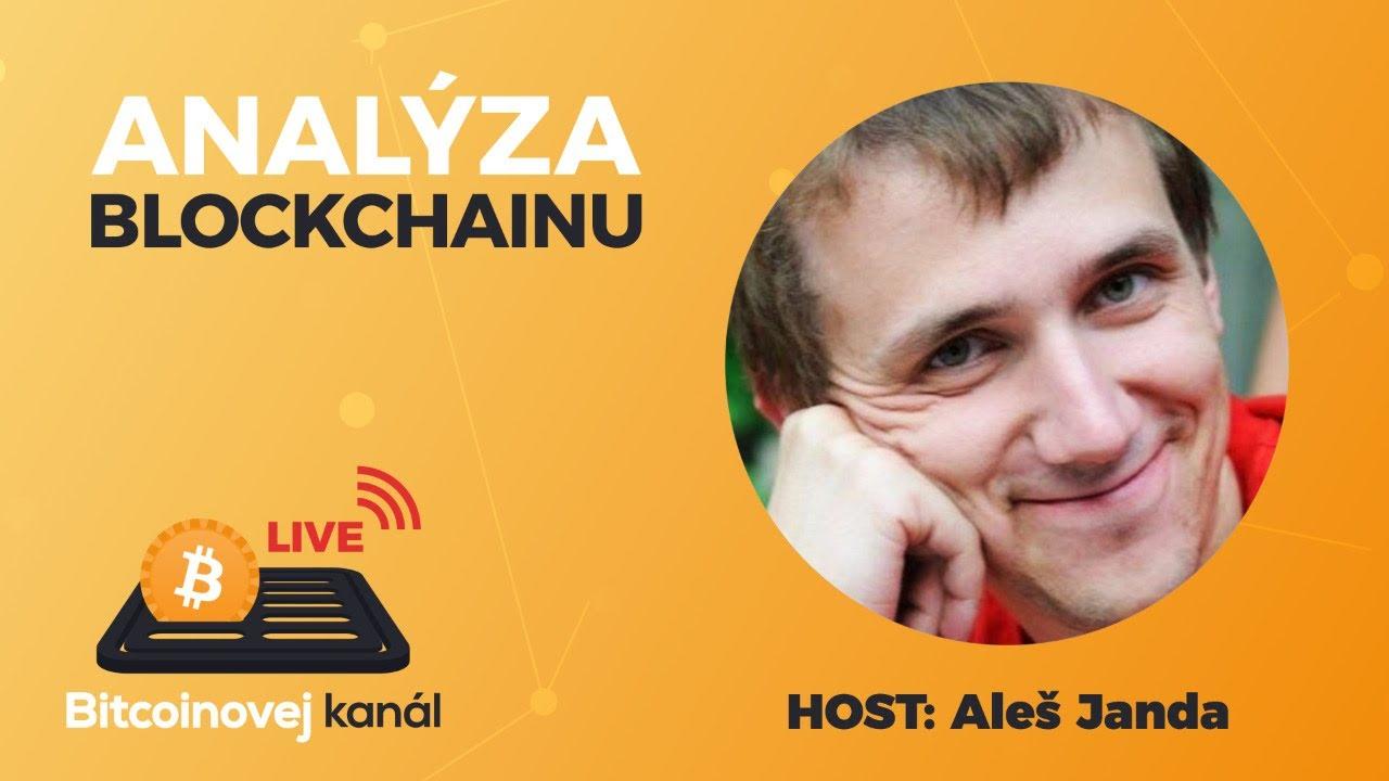 BK LIVE: Jak se analyzuje blockchain? | HOST: Aleš Janda