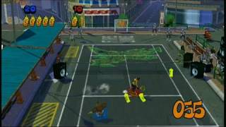 SEGA Superstars Tennis Nintendo Wii Gameplay - Jet Set
