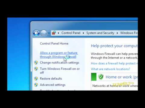 How to Improve PC Security with Windows 7 Action Center For Dummies