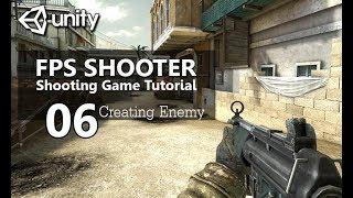 Unity 3D - FPS Shooting Game Tutorial in Hindi / Urdu [ 06 ]