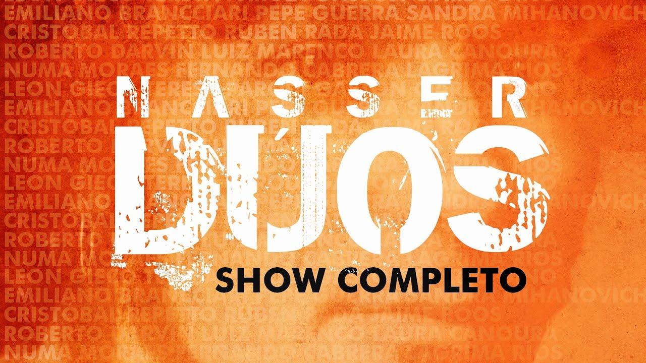 Jorge Nasser en vivo - Dúos en el Metro (Show Completo)