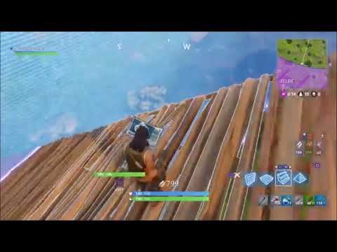 HOW TO DO THE *PERFECT* STAIRWAY TO HEAVEN STRATEGY SKYBASE IN SOLOS   Fortnite