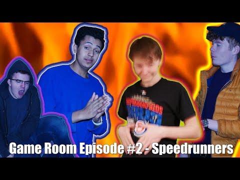 Game Room Episode #2 - Speedrunners |