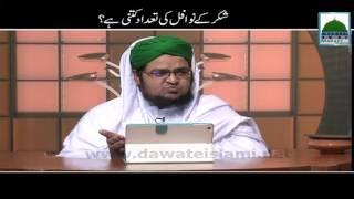 Shukar Kay Nawafil Ki Tadad Kitni Hai - Mufti Qasim Attari