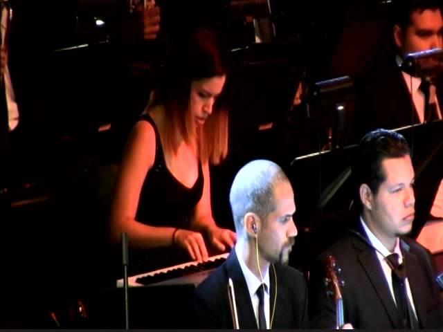 Solo de piano salsa - María Victoria Yánez
