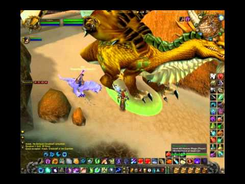 WOW: Quests line Atiesh (Vanilla World of Warcraft)