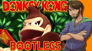 Donkey Kong Bootlegs - SpaceHamster