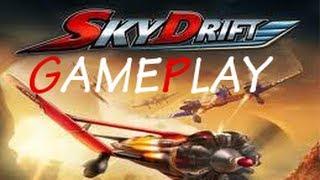 SkyDrift (PS3) Gameplay