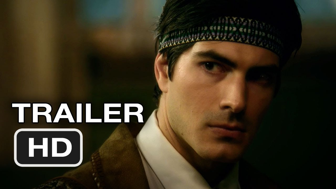 Download Crooked Arrows Official Trailer #1 (2012) Brandon Routh Movie HD