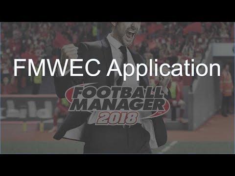 FM2018 FMWEC video