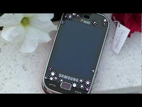 Samsung B5722 Duos Cosmo - видео обзор B 5722 от Video-shoper.ru