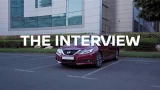 Nissan Fast Escape - Altima (The Interview)