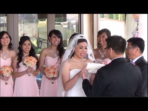 Admiral Baker Club House Wedding Highlight Trailer by the Cheapest Wedding Videographer in San Diego