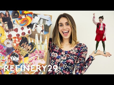 5 Days of Creativity | Try Living With Lucie | Refinery29