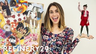 How To Live A More Creative Life | Try Living With Lucie | Refinery29