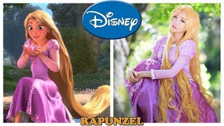 100 Disney Characters in Real Life thumbnail