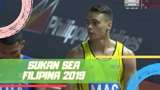 PERAK Olahraga 4X100M (L) | Sukan SEA 2019 | Astro Arena