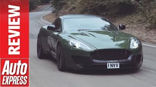Kahn Vengeance review: is the Aston Martin DB9 based Vengeance worth £350,000?