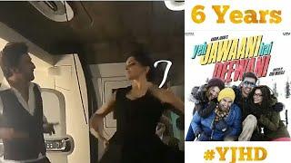 Epic! Deepika Padukone and Ranbir Kapoor Groove To Balam Pichkari |6 Years Of Yeh Jawani Hai Deewani