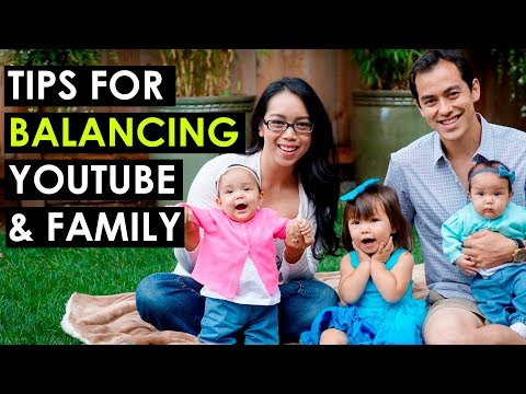 How to Balance YouTube, Work and Family Life — ItsJudyTime a
