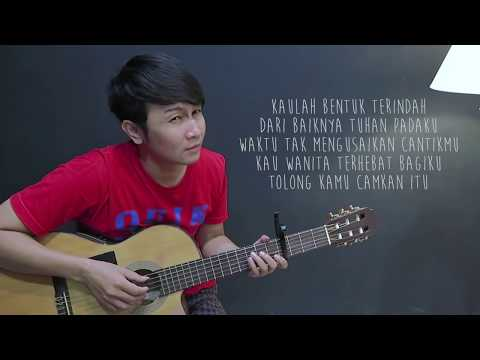 (Virgoun) Bukti - NFS Guidrum Cover - Nathan Fingerstyle Live @Smule