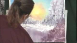 The Joy of Painting -Series 2 #2 -Winter Sun