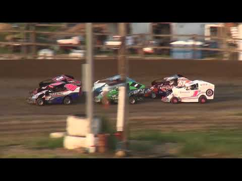 Last Chance Micro Mod Heats Independence Motor Speedway 8/25/18