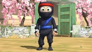 Clumsy Ninja Released - Gameplay