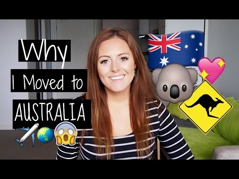 WHY I MOVED TO MELBOURNE, AUSTRALIA