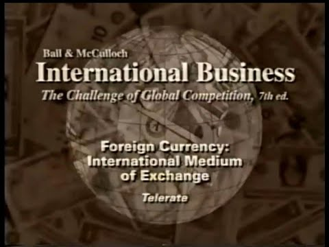 Foreign Currency: International Medium of Exchange - Telerate
