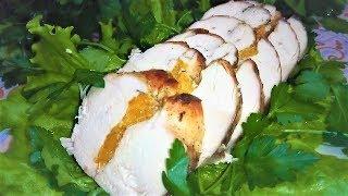 НЕВЕРОЯТНОЕ Куриное филе с Мандаринами на Праздничный стол!