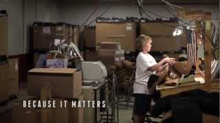 Made by Hand: Carhartt Made in USA