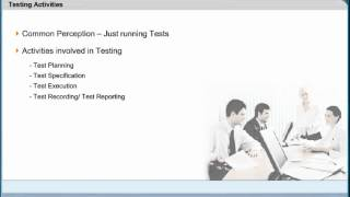 Software Testing Steps: Test Planning, Specification, Execution, Reporting, Completion