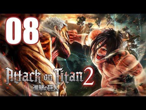Attack on Titan 2 - Gameplay Walkthrough Part 8: Exploration thumbnail