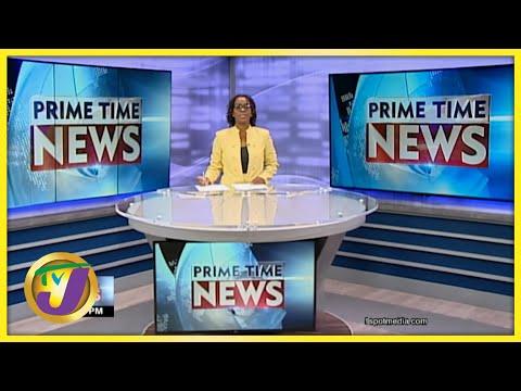Jamaican News Headlines   TVJ News - August 9 2021