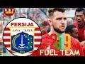 Resmi | Daftar Lengkap Pemain Persija Jakarta 2019