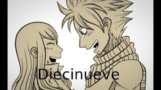 Fairy Tail-Doujinshi NaLu- Capitulo 3- Diecinueve.
