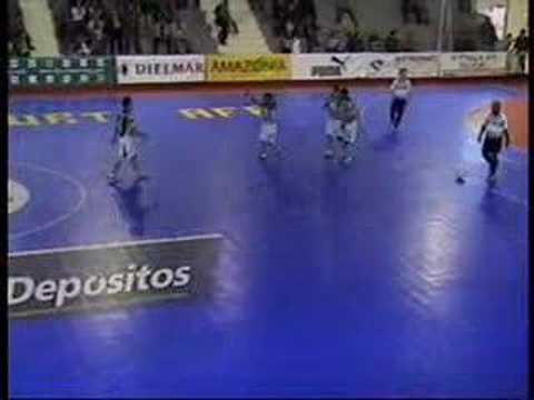 Futsal :: 16J :: Sporting - 6 x Boavista - 1 de 2007/2008