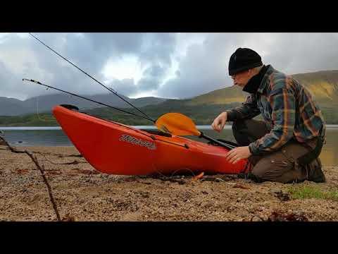 Kayak Camp And Fish