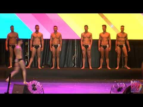 Mr. Gay Pride España 2019 - Gala Final, Desfile En Traje De Baño